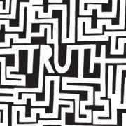 The word truth in a maze