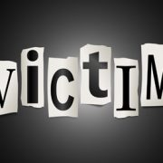 The word 'victim'