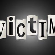 The word 'victim'