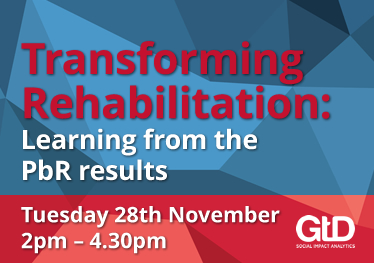 GtD Transforming Rehabilitation Event