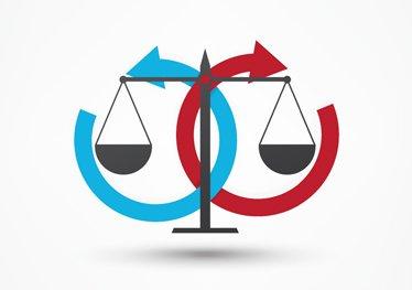 Scales of Justice representing Transforming Rehabilitation