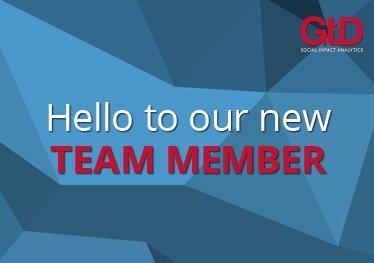 Julia Douglas-Mann, GtD's new team member