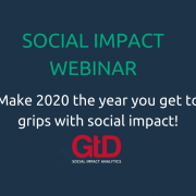 Social impact webinar