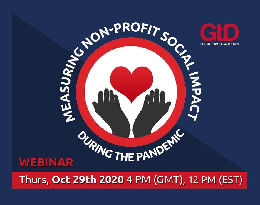 Non-profit social impact webinar