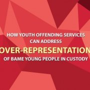 Over-representation of BAME young people in custody