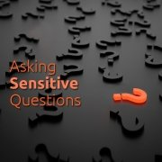 Asking sensitive questions
